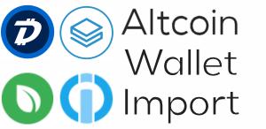 Altcoin Wallet