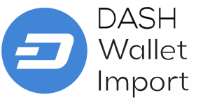 Dash Wallet Import