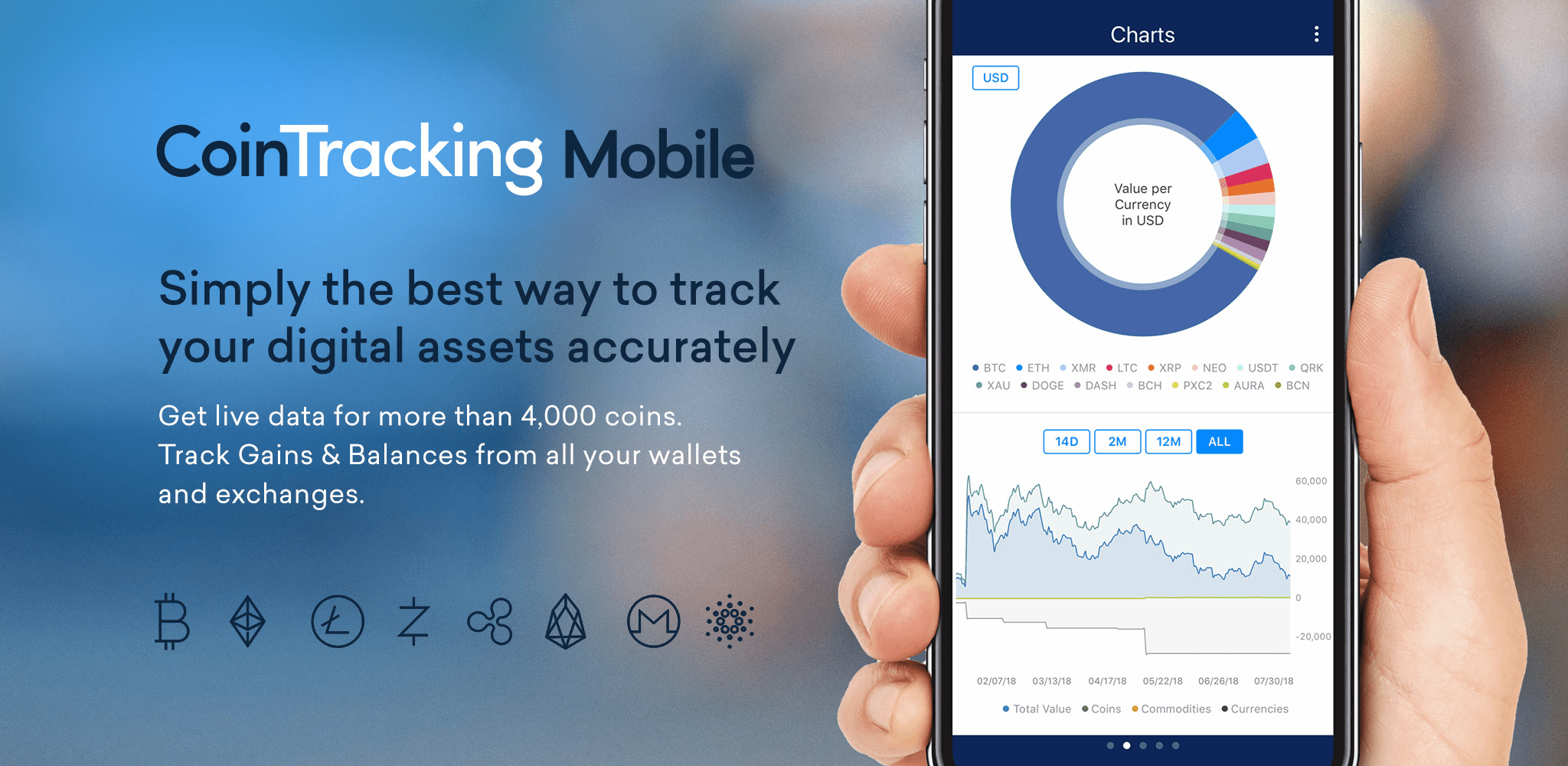 CoinTracking · App